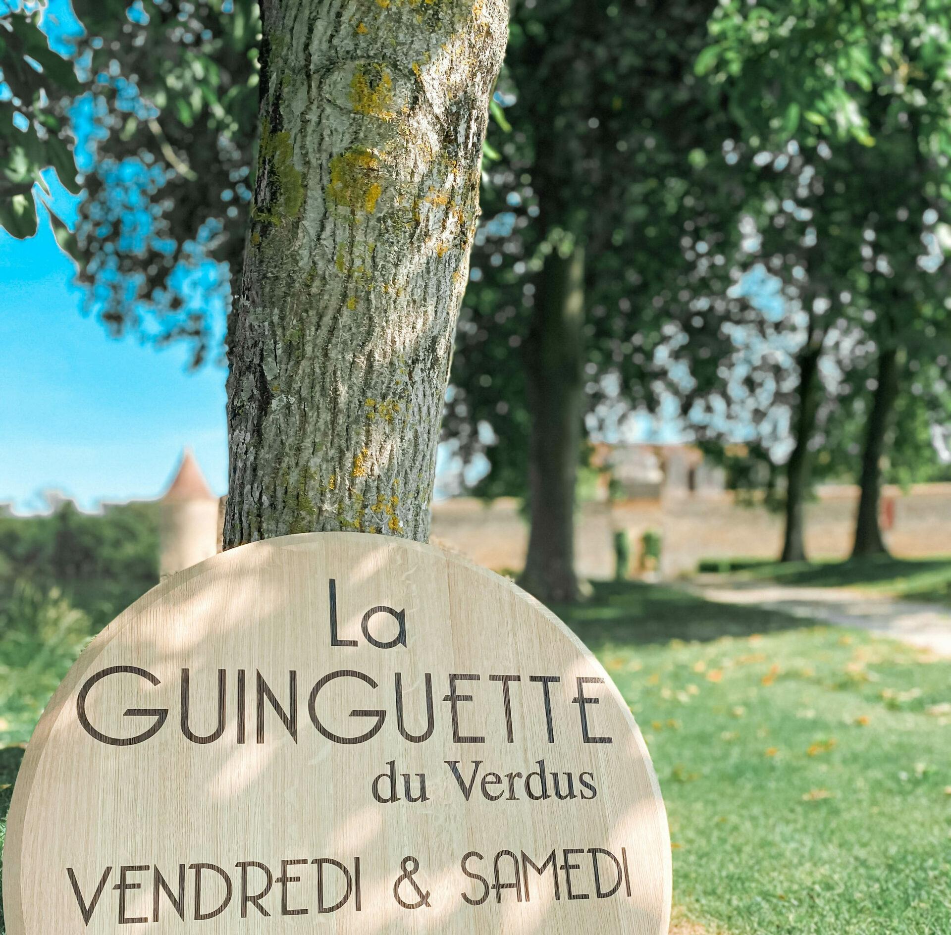 Guinguette Verdus Chateau